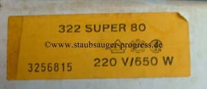 progress super 80 06